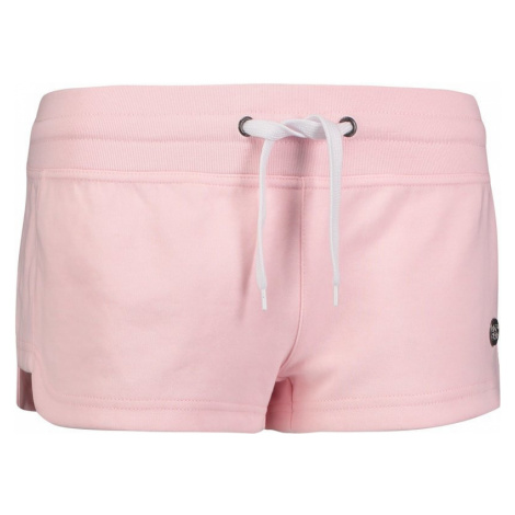Damen leicht trainingsanzug Shorts NORDBLANC Finicky NBSPL6770_RUT