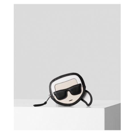 K/Ikonik Münzportemonnaie Karl Lagerfeld