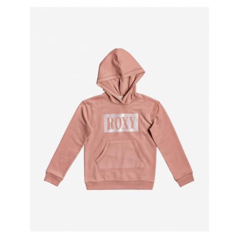 Roxy Indian Poem Sweatshirt Kinder Rosa