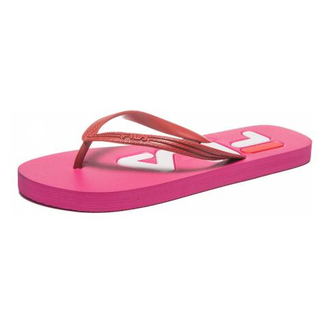 Fila Badelatschen Damen TROY SLIPPER WMN 1010349.TYM Pink