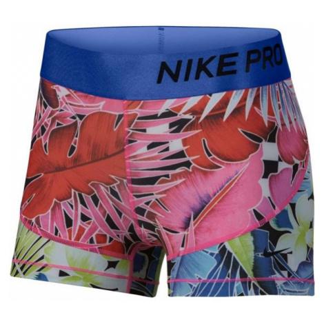 Nike NP HYP FM SHORT 3IN rosa - Damen Shorts