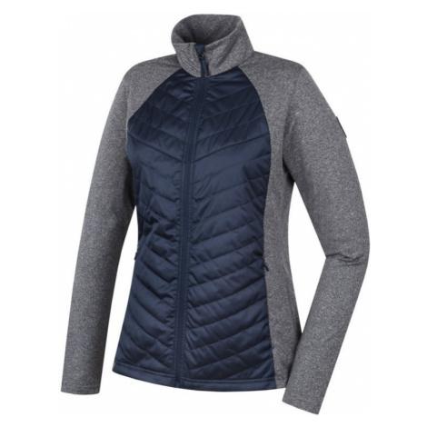 Sweatshirt HANNAH Dolores mitternacht marine / licht gray