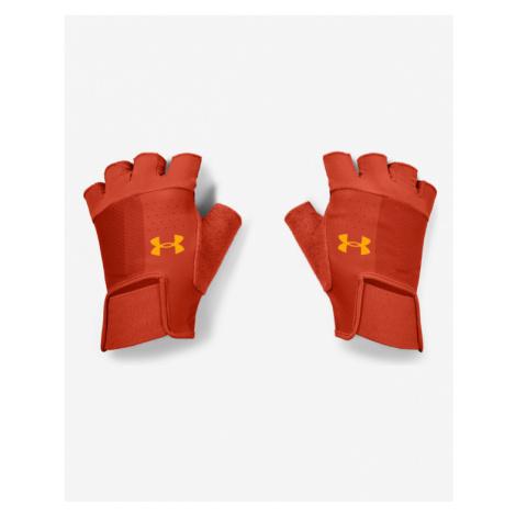 Under Armour Handschuhe Rot