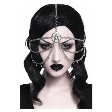 Stirnband KILLSTAR - High Priestress - SILBER - KSRA001677