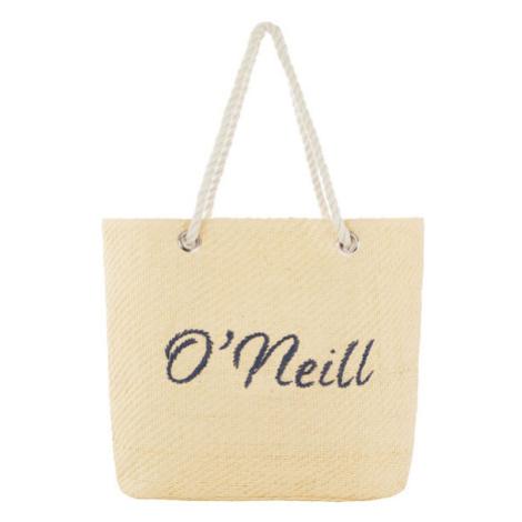 O'Neill BW BEACH BAG STRAW beige - Damen Strandtasche