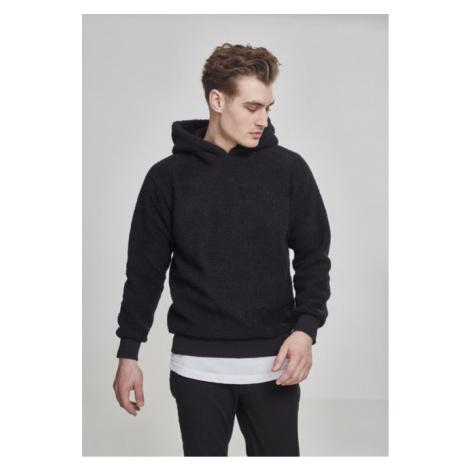 Urban Classics Sherpa Hoody black