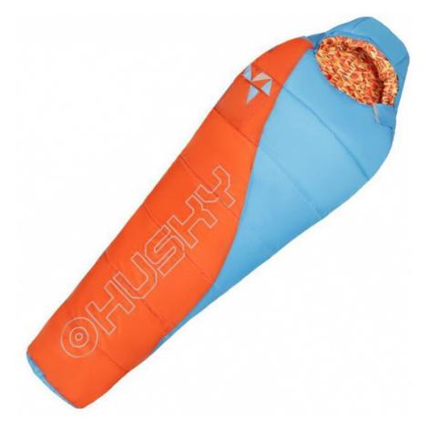 Schlaf Sack Husky Kids Merlot New -10°C orange