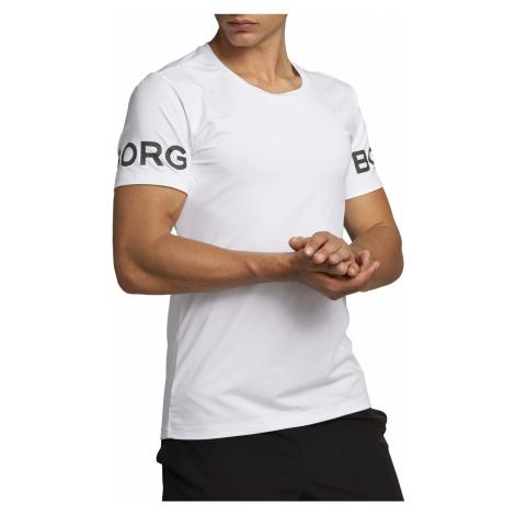 BORG TEE Brilliant White,XXL Bjorn Borg