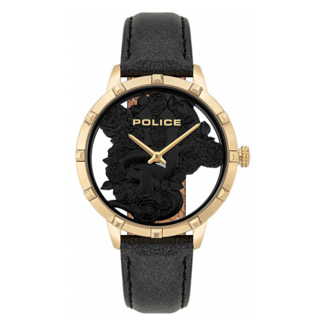 Police Damenuhr PL16041MSG.02