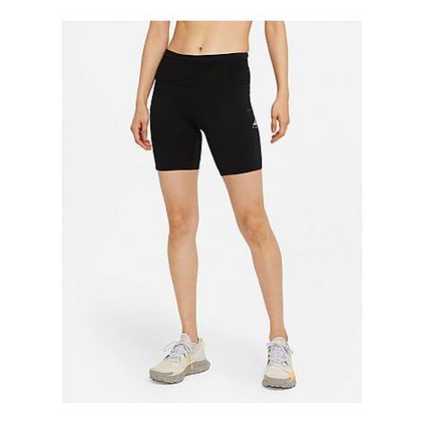 Schwarze training shorts für damen