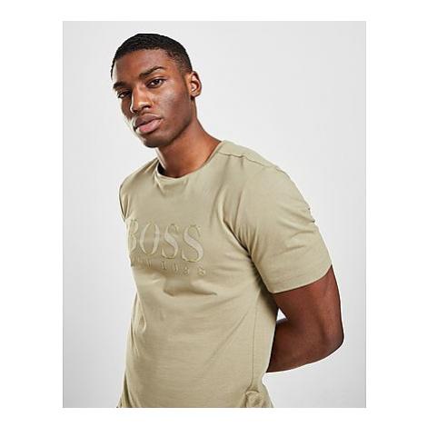 BOSS Large Logo T-Shirt Herren - Herren Hugo Boss