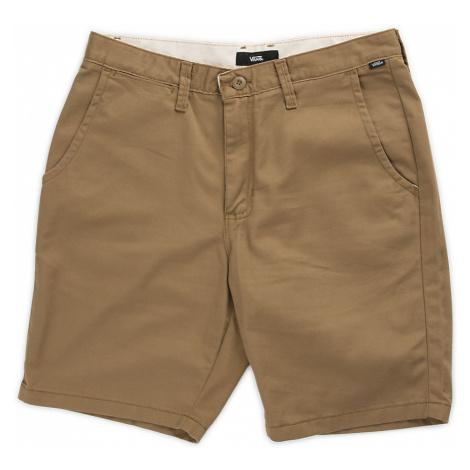 """VANS Authentic Stretch-shorts 20"""" (dirt) Herren Braun"""