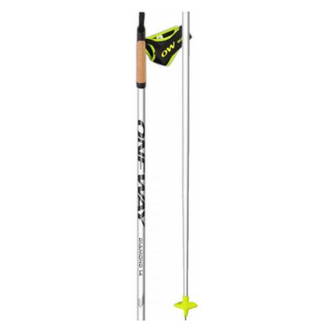 One Way DIAMOND 14 - Skistöcke für den Langlauf