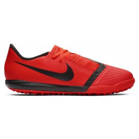 Nike JR PHANTOM VNM ACADEMY TF schwarz - Kinder Fußballschuhe