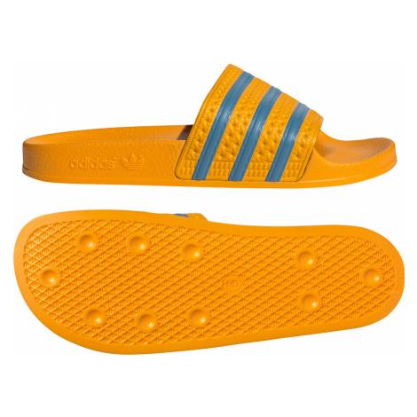 Adidas Originals Badelatschen ADILETTE W FX5911 Gelb