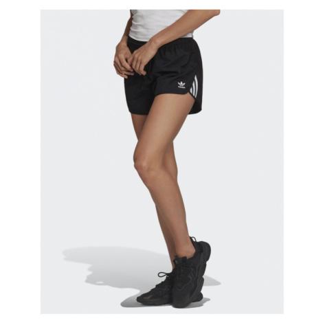adidas Originals Adicolor Classics 3-Stripes Shorts Schwarz