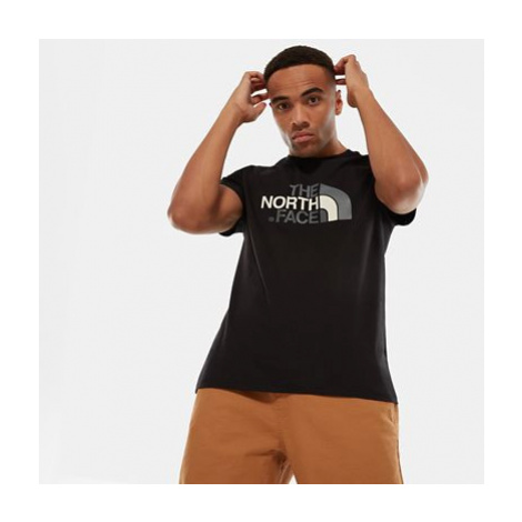 The North Face Easy T-shirt Für Herren Tnf Black