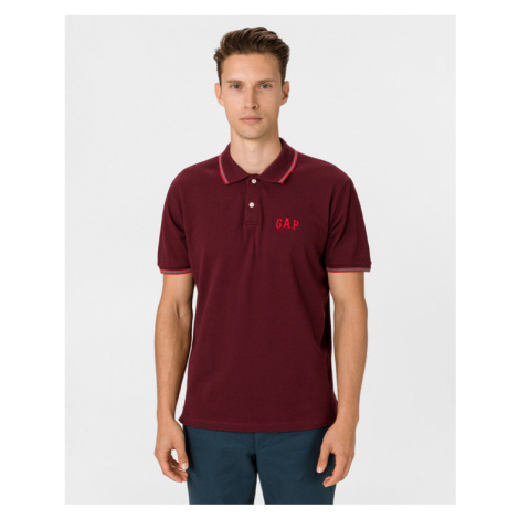 GAP Poloshirt Rot
