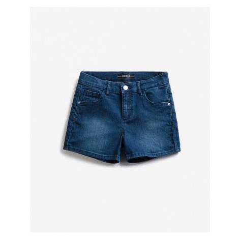 Guess Denim Kids Shorts Blau