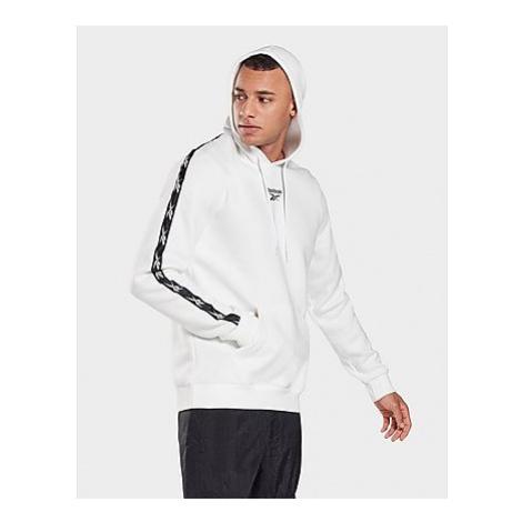 Reebok training essentials tape hoodie - White - Herren, White