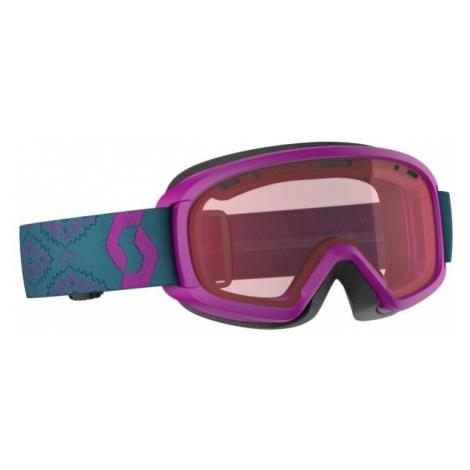Scott WITTY JR violett - Kinder Skibrille