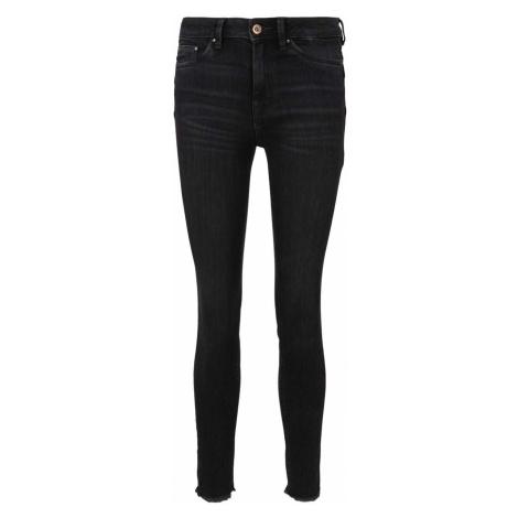 TOM TAILOR DENIM Damen Jona Extra Skinny Jeans, grau