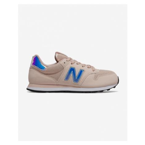 New Balance 500 Tennisschuhe Beige