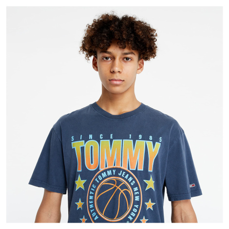 Tommy Jeans Photoprint 3 TEE Blue Tommy Hilfiger