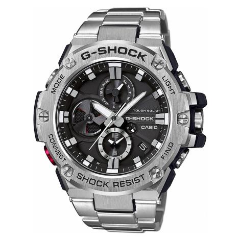 Casio GST-B100D-1AER G-Shock G-Steel Bluetooth Solar Herrenuhr