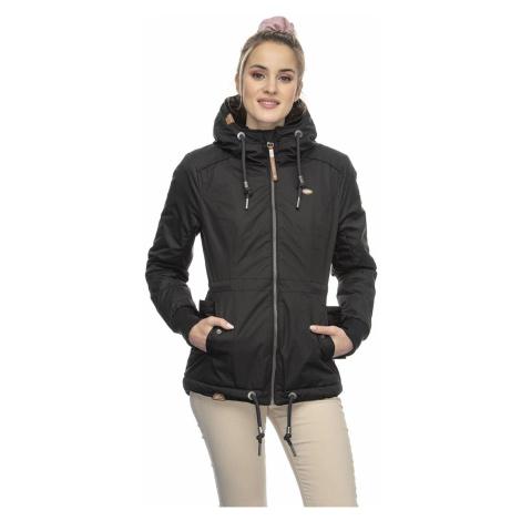 Ragwear Jacke Damen DANKA 2021-60015 Schwarz 1010 Black