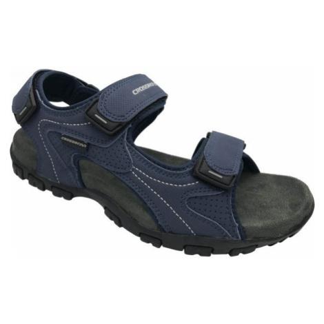 Blaue sandalen für herren