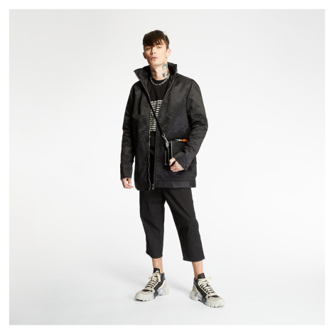 Rick Owens DRKSHDW Dirt Windbraker Jacket Black