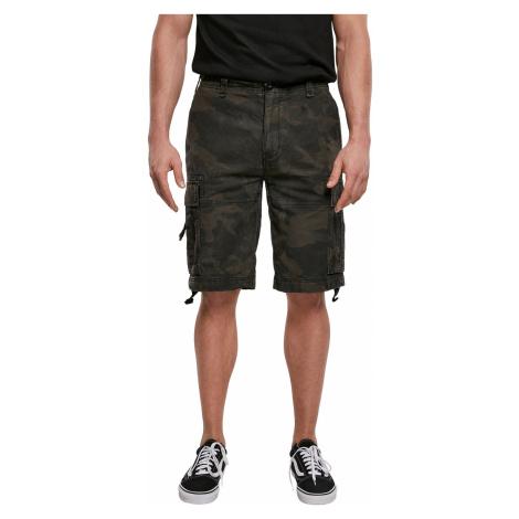 Brandit Shorts VINTAGE CARGO SHORTS BD2002 Darkcamo