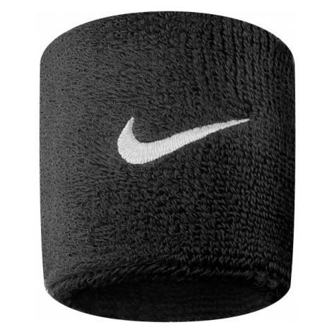 Nike SWOOSH WRISTBAND schwarz - Schweißband