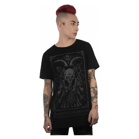 T-Shirt Männer - Deathless T-Shirt - KILLSTAR - KSRA002244 XXL