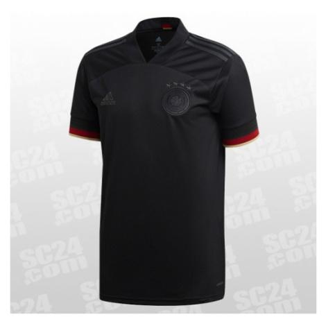 Adidas DFB Away Jersey 2021 Junior schwarz Größe 128