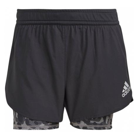 Schwarze outdoor shorts für damen