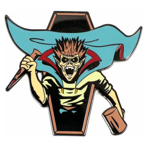 Reißzwecke Iron Maiden - Legacy of the Beast - Vampire Hunter Eddie - IMC-0105