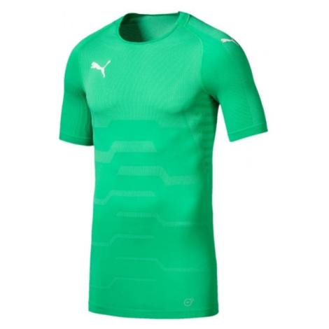Puma FINAL evoKNIT GK Jersey grün - Herren T-Shirt