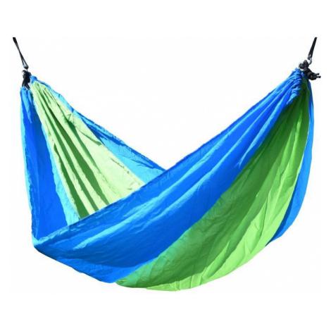 Schaukel Netz  sitzung Cattara NYLON 275x137cm grün-blau