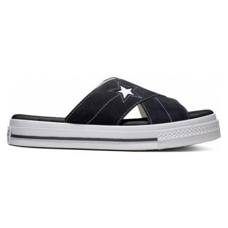 Converse ONE STAR SANDAL schwarz - Damen Pantoffeln