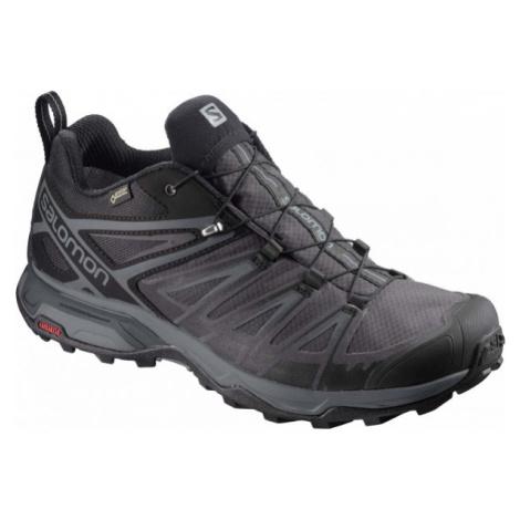 Salomon X ULTRA 3 GTX schwarz - Herren Hikingschuhe