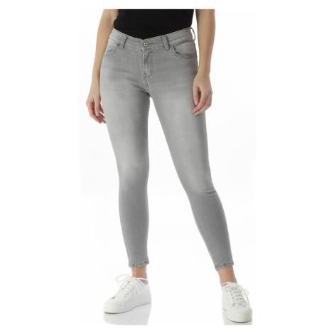 LTB Damen Jeans LONIA Freya Undamaged Wash Grau