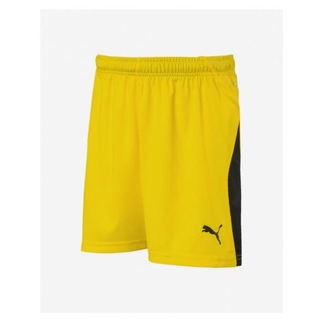 Puma Liga Kinder Shorts Gelb