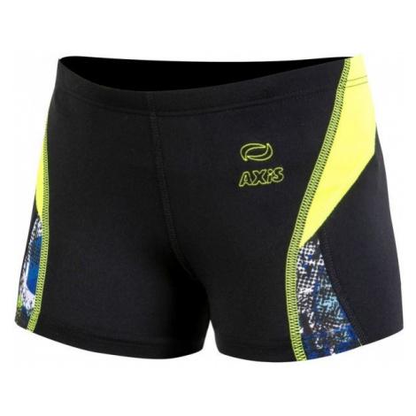 Axis Badehose mit Hosenbeinen schwarz - Sportliche Badehose für Jungs