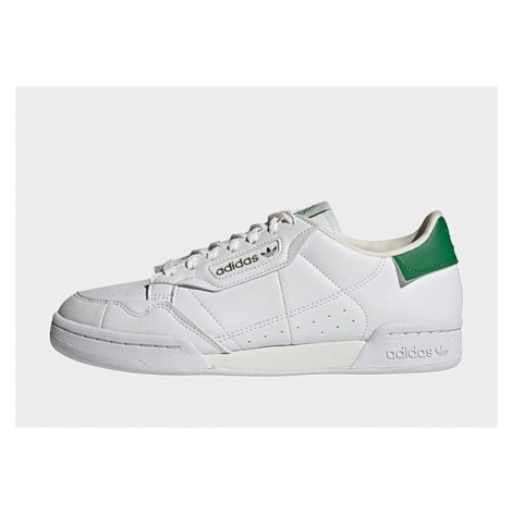 Adidas Originals Continental 80 Schuh - Cloud White / Off White / Green - Damen, Cloud White / O