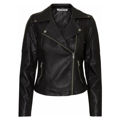 Noisy May Damen Bikerjacke Nmrebel L/S Pu Jacket