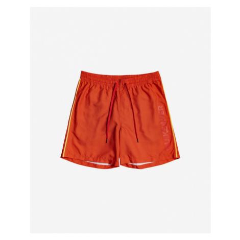 Quiksilver Vert Volley 14 Kinder Bademode Orange