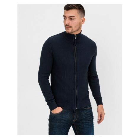 Tom Tailor Sweatshirt Blau Grau