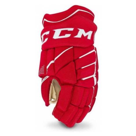 CCM JETSPEED 370 JR rot - Eishockey Handschuhe für Kinder